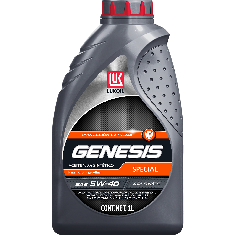 LUKOIL Genesis Special 5W-40_FRONT